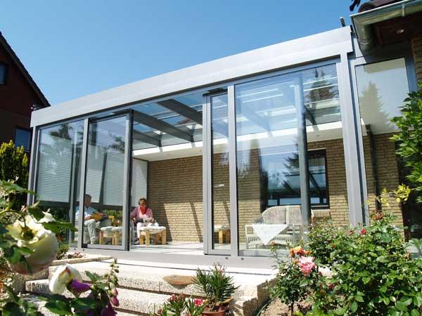 Alfaperugia verande - Serre solari ...